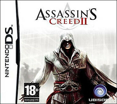 Juego Nintendo Ds Assassins Creed Ii Ndsi 5553889