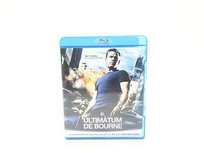 Pelicula Bluray El Ultimatum De Bourne 5555363