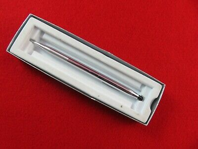 CROSS Lead Pencil Chrome Extra Lead New Eraser Box