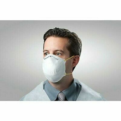 NIOSH N95 Approved Mask - Box of 20 - Surgical Respirator Mask