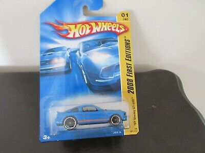 HOT WHEELS MUSTANG 07' SHELBY GT-500  A Must see (C1) MOC