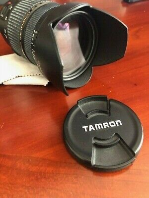 Tamron Aspherical XR Di  LD SP AF 28-75mm F/2.8 IF Macro Lens A09 for Canon DSLR