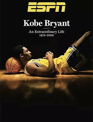 Kobe Bryant - ESPN Magazine - Special Edition 2020 Tribute Issue