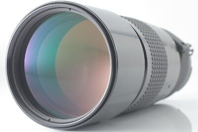 Excellent+++ Nikon Nikkor Ai-s ED 300mm f/4.5 Telephoto MF Lens AIS from Japan
