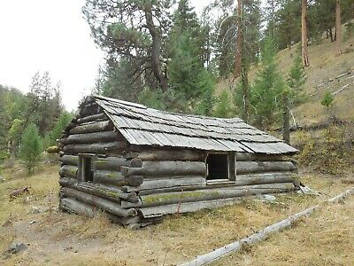 GOLD MINE in BAKER COUNTY OREGON lode mining claim w/ placer creek