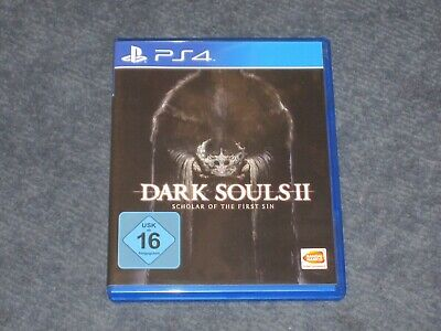 Dark Souls II: Scholar of the First Sin [PlayStation 4]