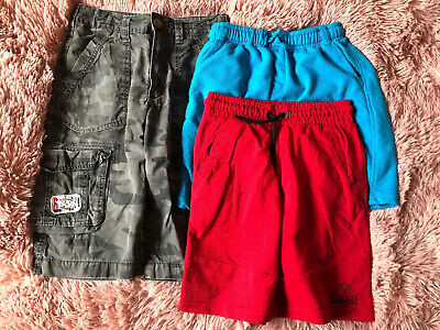 Shorts Bundle Age 10-11 years.Clothes Bundle. Boys. 3 Items. Casual Holiday Wear