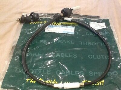 PEUGEOT 306 1.9D, 2.0 First Line Clutch Cable