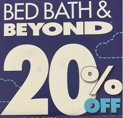 Stackable Bed Bath Beyond 20% off Single Item  *In-Store Only*  Exp 2/29