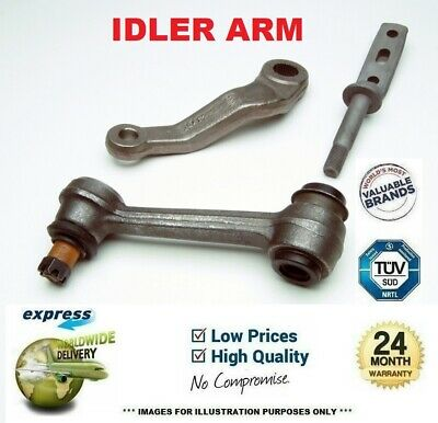 1x IDLER ARM for MITSUBISHI MONTERO Open Off-Road Vehicle 2.5 TD 4WD 1990-2000