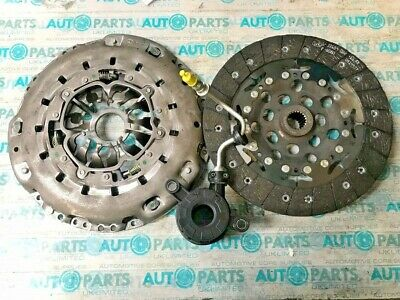 RENAULT MEGANE Mk II 1.9dCi Clutch Kit 3pc 120  Estate F9Q800 From MY 06//2008,