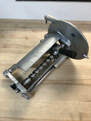 Hobart Power Dicer Attachment - Used