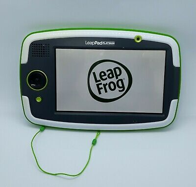 LeapFrog LeapPad Platinum Learning Tablet Games Activity Camera Educational Toy