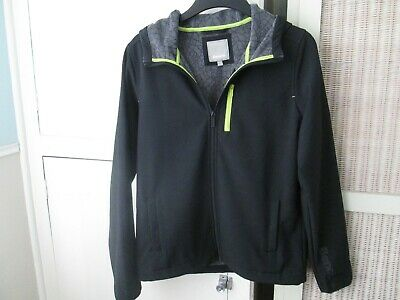 Boys Black jacket by Bench age 15yrs-16 yrs