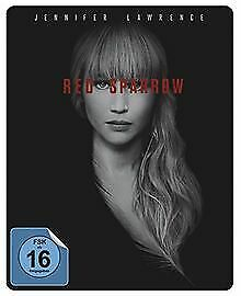 Red Sparrow Steelbook Blu-ray [Limited Edition] | DVD | état neuf