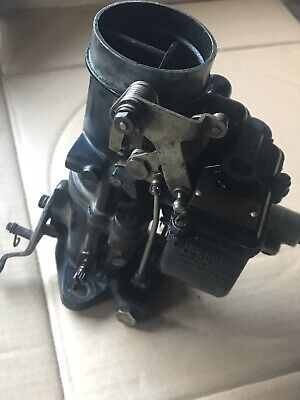 Rolls Royce Silver Dawn Carburettor 1952 To 1955