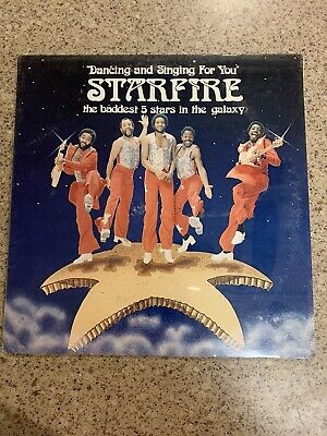 SEALED - STARFIRE Dancing and Singing for You the Baddest 5 Stars in the Galaxy
