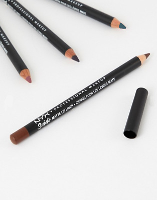 NYX Professional Makeup Suede Matte Lip Liner - CHOOSE YOURS