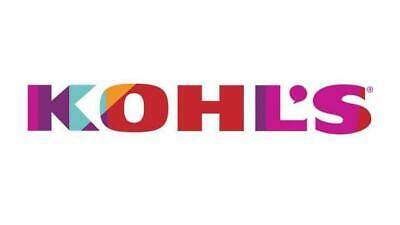 Kohls 15% off your entire order coupon with no minimum. exp.3-14-2020