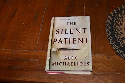 The Silent Patient by Alex Michaelides NEW Hardcover