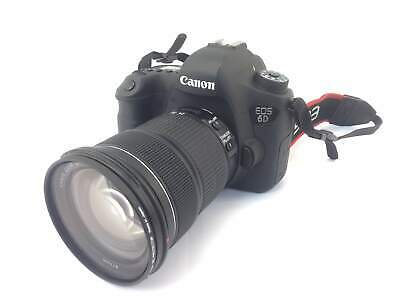 Camara Digital Reflex Canon Eos 6D+Ef 24-105Mm 1:3.5-5.6 Is Stm 5557691