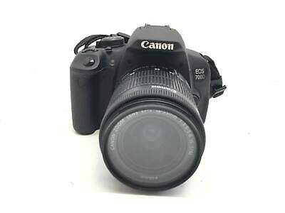 Camara Digital Reflex Canon Eos 700D+Ef-S 18-55Mm 1:3.5-5.6 Is Stm 5561141