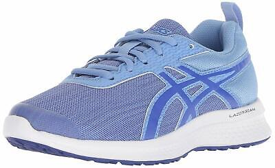 ASICS Kid's Lazerbeam EA Running Shoe, Blue Bell/Imperial,  Size Toddler 5.5