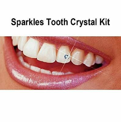 Sparkles Toot Gem Kits Genuine Crystals With Adhesive