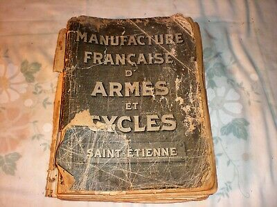 """Outils Anciens Tres Vieux Catalogue General""""Manufrance""""050 Pages Annee 1903 Rare"""