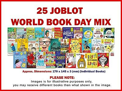 Joblot Wholesale of 37 New Childrens Young Adult Fiction Books Collection Set PB