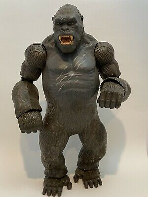 "7.2/"" King Kong Skull Island Action Gorilla PVC Figure House Decor Collection Toy"