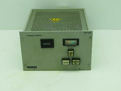 Pfeiffer Balzers TCP 300 Pump Controller Power Supply Unit