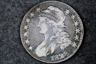 Estate Find 1828 Capped Bust Half Dollar  #D19987