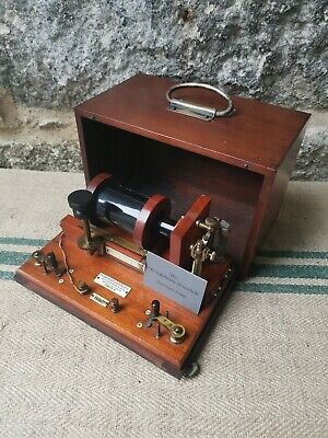 A Rare 19th Century Electric Shock Device by Cavendish