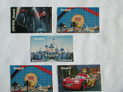 Disneyland Park Hopper Tickets Lot Of 5. You Save $209 !