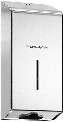 kimberly clark Professional Tissue dispenser 8972 Stainless Steel finish