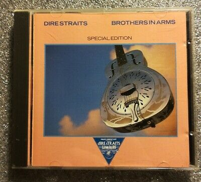 Dire Straits ‎Brothers In Arms World's First CD Single Special Edition 1985 RARE