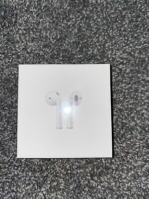 Apple AirPods 2nd Generation with Charging Case - White Brand New And Sealed