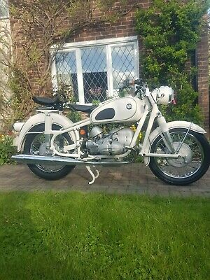 Bmw R69S Classic Motorcycle