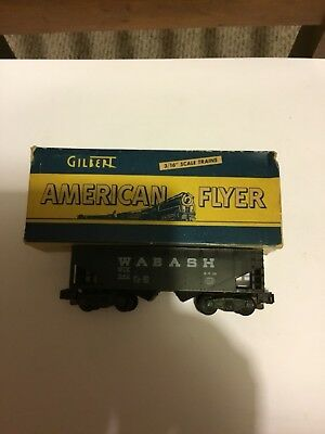 26520 GILBERT AMERICAN FLYER KNUCKLE COUPLERS W//COTTER PIN 1 PAIR MINT