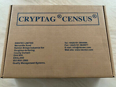 CR1 Census Long Range Reader. BNIB