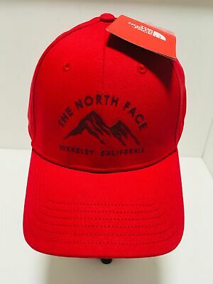 THE NORTH FACE /'68 Classic Baseball Hat Adjustable Size Ball Cap Black//Blue NWT