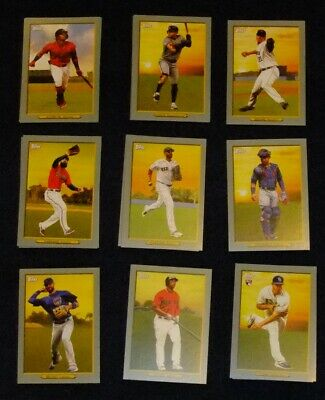 2020 Topps Series 1 Turkey Red Insert Complete Your Set You U Pick List 1-100