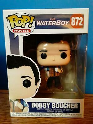 Funko Pop! Movies THE WATERBOY BOBBY BOUCHER! Brand New In Hand! #872