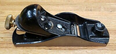 Exc Stanley G12-220 Block Plane Made In England