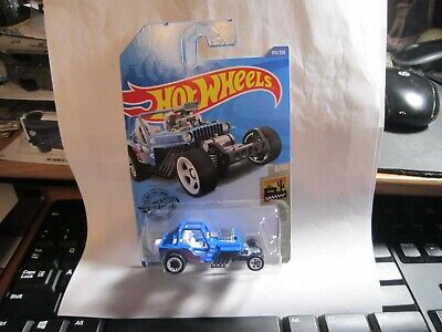 2020 HOT WHEELS H CASE 1942 WILLYS MB JEEP BAJA BLAZERS 6//10 COMBINE SHIPPING