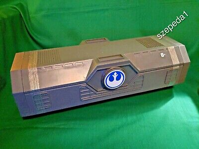 Reforged Skywalker Rey Legacy Lightsaber Hilt Disney Star Wars Galaxy's Edge New