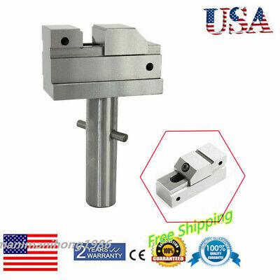 Electric Discharge Clamping Vise Manual Electrode Vise for Wire EDM Machines USA