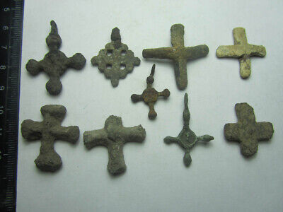Ancient cross-pendant  Viking  cross 10th-13th century Cross of medieval Europe