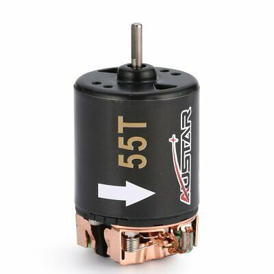 AUSTAR 540 35T RC Brushed Motor with Gear Box for 1//10 Axial SCX10 RC4WD R3I8